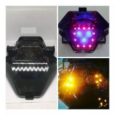 Lampu Stop Rem Stoplamp R3 R25 Mx King 150 LED