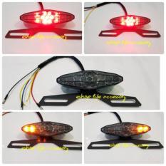 Lampu Stop + Sein LEd stoplamp + sen sign LED variasi aksesoris motor
