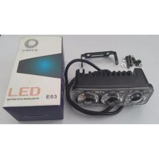 LAMPU TEMBAK CREE 6 WATT - RTD E03 Sorot Motor Mobil Led Bar Worklight