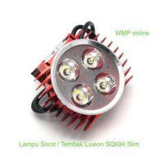 Lampu Tembak Luxion SQ694 Slim 12watt 4Led Merah WMP-0499