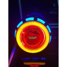 Lampu Projie U26 RYB 3.5 inch Angel Bulat Diam