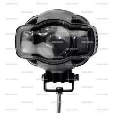 Lampu Tembak Rtd E03C Usb Port Charger Hp Headlamp Led Headlight Sorot Motor Touring Outdoor Di Dki Jakarta
