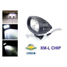Lampu Tembak Sorot LED Cree Owl 20W 2 Mata LED Spotlight Cahaya Lebar