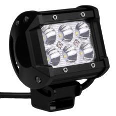 Diskon Lampu Tembak Sorot Led Epistar Cwl 18W 6 Mata Led 4D Lensa Spotlight Epistar Jawa Tengah