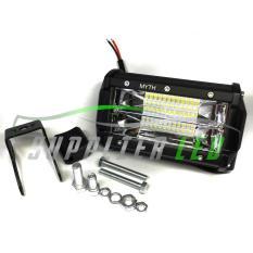 Beli Lampu Tembak Sorot Offroad Motor Mobil Led Bar 24 Titik Mata Dua Susun Wide Lens Dengan Kartu Kredit