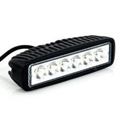 LAMPU UTAMA LED CREE Headlamp RTD H4 E01C - 3 MATA + 1 DEVIL EYES
