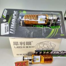 Lampu utama motor LED untuk motor bebek dan matic PNP fitting H6
