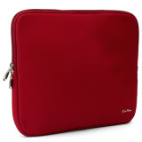 Tips Beli Laptop Tas Kantong Lengan Baju Feminin Lembut To Apple 14 Macbook Pro Air Notebook Merah
