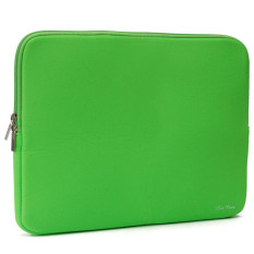 Beli Laptop Soft Case Bag Cover Sleeve Pouch For Apple 14 Macbook Pro Air Notebook Green Yang Bagus