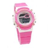 Promo Lasika Jam Tangan Anak Digital G794 Pw Pink Putih