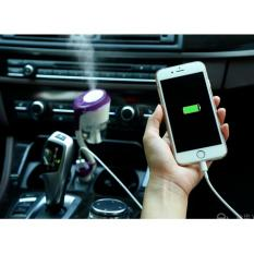 Laz COD - Car Humidifier Nanum GEN 2 Pelembab Mobil Dan 2 Usb Charger ORIGINAL - Lazpedia