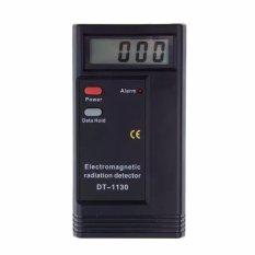 LCD Digital Detektor Radiasi Elektromagnetik GGL Elektromagnetik Penguji