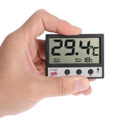 Harga Lcd Digital Fish Tank Aquarium Thermometer Suhu Air Meter C �F Tinggi Rendah Suhu Alarm Intl Dan Spesifikasinya