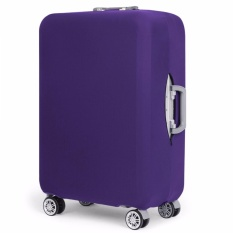 Dapatkan Segera Leadingtrust 20 23 Inches Stretchable Elastic Travel Luggage Suitcase Protective Cover Intl