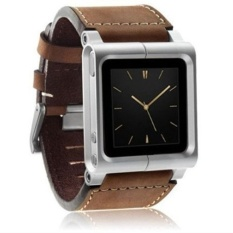 Spesifikasi Kulit Multi Touch Wrist Strap Watch Band Untuk Ipod Nano Intl Yang Bagus
