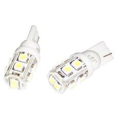 LED 10 Mata Colok Untuk Lampu Motor 2 Pcs - Putih