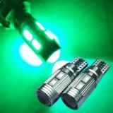 Jual 2 Biji Lampu Led Motor Mobil Senja Sein Sen 10 Titik 5730 Lensa Proyektor Soket Metal T10 W5W Arsystore Arsy Hijau Murah