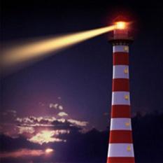 LED Road Skip Light Lamp Flashing Scaffolding Traffic Cone Safety Strobe - intl