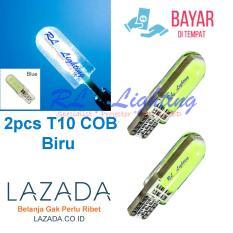 2bh Led T10 Gel COB Super Bright - Ice Blue