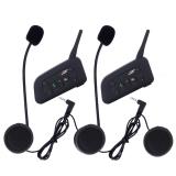 Harga Leegoal Kemudi Sepeda Bermotor Bluetooth 3 1200 M With Headset And Interkom Interfon Motor Steker Inggris 2 Pak International Original
