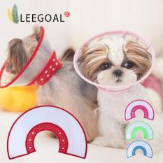 Beli Leegoal Anjing Anti Gigitan Kerah Menjilat Bukti Luka Pemulihan Lembut Rimpel Kecil Penutup Corong Bening For Anjing And Kucing Xl Pakai Kartu Kredit