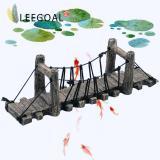 Pusat Jual Beli Leegoal Akuarium Ornamen Dekorasi Buatan Vintage Style Bridge Dekorasi Lansekap Untuk Tangki Ikan S Intl Tiongkok
