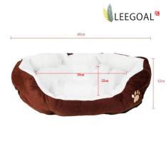 Harga Leegoal Tempat Tidur Nyaman Untuk Anjing And Kucing Ukuran Medium Warna Kopi Coklat Di Tiongkok