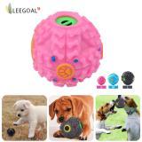 Pusat Jual Beli Leegoal Dispenser Makanan Pet Anjing Melengking Suara Pe Latihan Bola Mainan S Tiongkok
