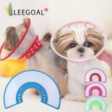 Harga Leegoal Anjing Anti Gigitan Kerah Menjilat Bukti Luka Pemulihan Lembut Tembus Pandang Bulu Leher Hewan Corong Penutup Kecil Untuk Anjing Dan Kucing L