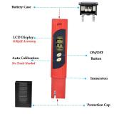 Harga Leegoal Tester Ph Meter Digital Led For Tangki Air Akuarium Jacuzzi Luar Ruangan Pena Penguji Kualitas Air Merah Internasional Online Tiongkok