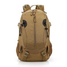 Kenyamanan Backpack Backpack Backpack Outdoor Mountaineering Tas Student Sports Tas Tas Tahan Air 40L