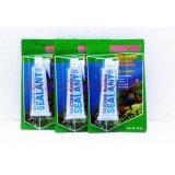 Beli Lem Kaca Silicon Sealant Aquarium Akuarium Aquascape 30 Gr 3 Pcs Yang Bagus