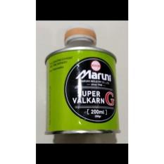Spesifikasi Lem Tambal Ban Maruni Super Valkarn 200 Cc Dan Harga