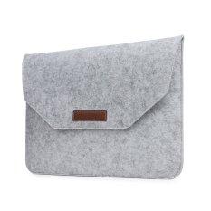 Spesifikasi Lembut Tas Notebook Premium Lengan Baju For Menutupi Case 12 Macbook 12 Dan Ultrabook Laptop Anti Gores 12 Macbook Kelabu Online