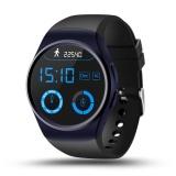 Beli Barang Lemfo Bt4 Smart Watch Ponsel 2G Gsm Kartu Sim Mini 1 39 Layar Rom 128 Mb Ram 64 Mb Pedometer Heart Rate Monitor Smartwatch Untuk Android 4 4 I Os 7 Intl Online