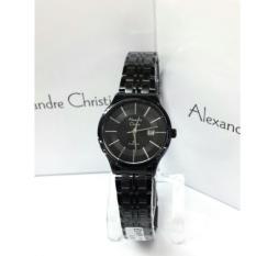 lexandre Christie - AC8348AD - Jam Tangan Wanita - Stainless Steel