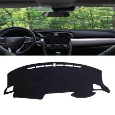 Jual Light Avoiding Pad Sunscreen Pad Mat Black For 2016 Honda Civic Intl Online Tiongkok