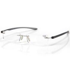 Miliki Segera Ringan Anti Kelelahan Komputer Kacamata Baca 2 Kelabu