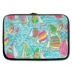 Beli Lilly Pulitzer Lengan Laptop Notebook Cover 13 13 3 Inch Untuk Macbook Pro 13 Macbook Intl Di Tiongkok