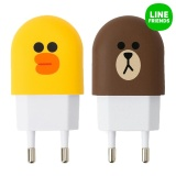 Beli Line Friends Ac Adapter Sally Intl Dengan Kartu Kredit