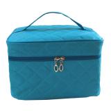 Promo Toko Quilted Korea Fashion Style Kotak Besar Penyimpanan Portabel Tas Tas Makeup Tas
