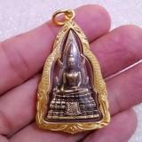 Penawaran Istimewa Liontin Pendant Kalung Thai Amulet Buddha Phra Cinnaraj Terbaru