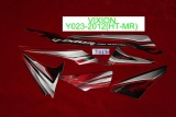 Situs Review List Body Striping Sticker Vixion 2011