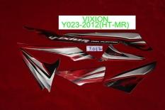 Jual List Body Striping Sticker Vixion 2011 Online