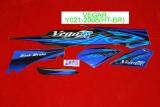 Spesifikasi List Body Striping Stiker Vega R New 2008 Dan Harganya