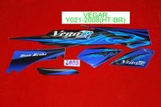 Pusat Jual Beli List Body Striping Stiker Vega R New 2008 North Sumatra