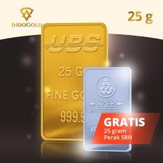 LM UBS 25 Gram Dapatkan Perak SRH 25 Gram