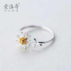 Jual Cincin Perak 925 Daisy Wanita Branded Original
