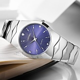 Spek Longbo Fashion Couple Alloy Band Sport Business Quartz Round Watch Wristwatches 9201 Jam Tangan Pria Strap Paduan Silver Gerakan Kuarsa Longbo