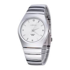 Harga Longbo Fashion Beberapa Alloy Sabuk Olahraga Bisnis Quartz Square Watch Jam Tangan 8299 Intl Satu Set